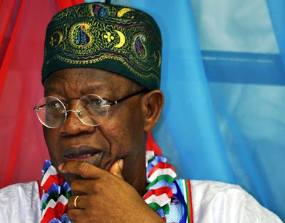 Saraki slowed down the progress of APC… we won't miss him -Lai Mohammed