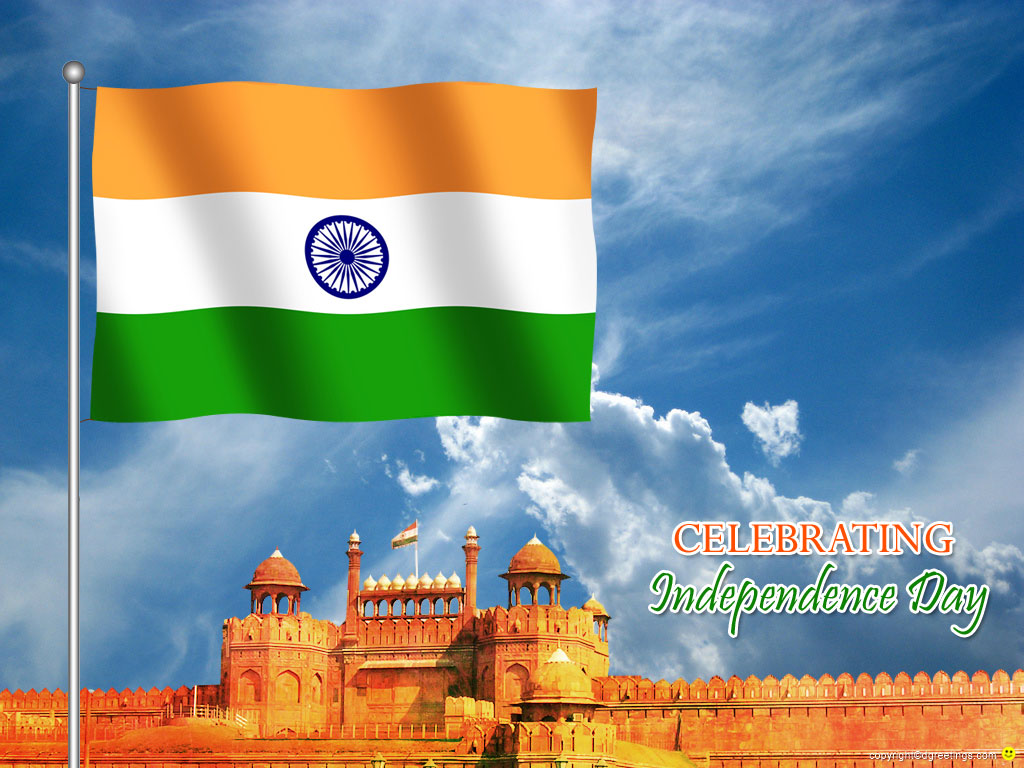 Proud To Be Indian  : 64th Independence Day of India