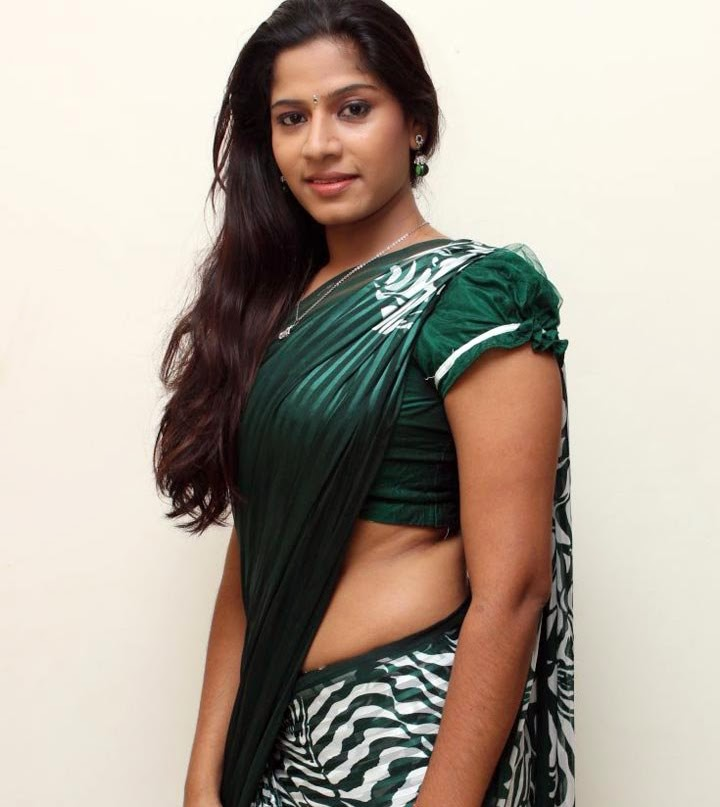 saree drop hot photos