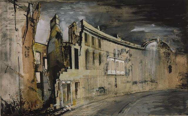 Art Artists John Piper Part 1