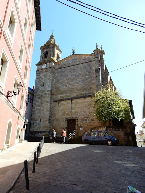 Santa Eufemia, Bermeo, Urdaibai, País Vasco, Elisa N, Blog de Viajes, Lifestyle, Travel, Goyenechea, Argentina