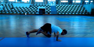Melhor Exercício peito - tricípetes - abdominais