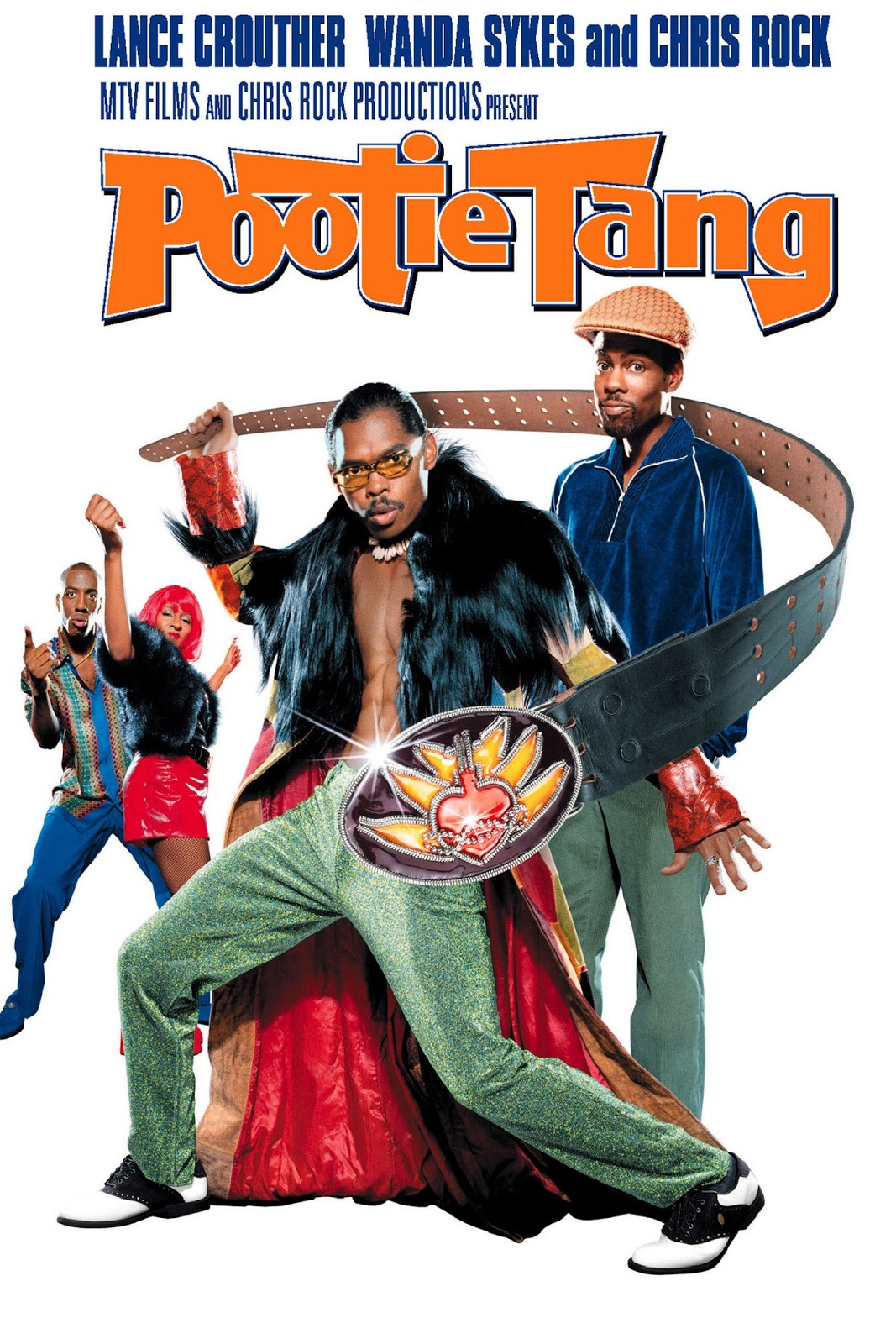 The Signal Watch: Pootie Watch: Pootie Tang (2001)