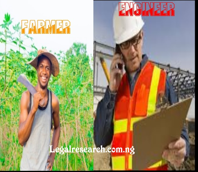 Farmers are better than engineers By Idris Tauheed