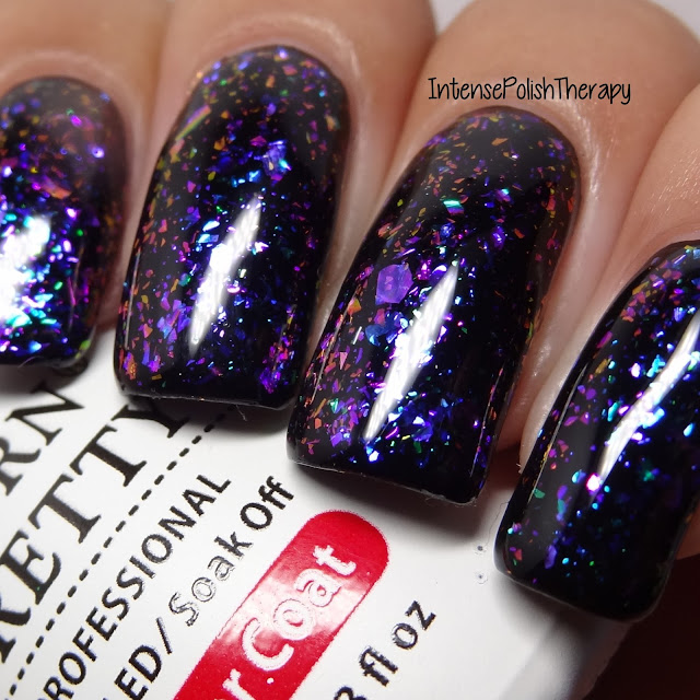 Flakie Gel Nail Polish #2 | BornPrettyStore