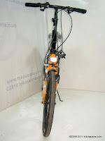 2 Sepeda Lipat Fold-X Seoul 21 Speed Shimano 20 Inci