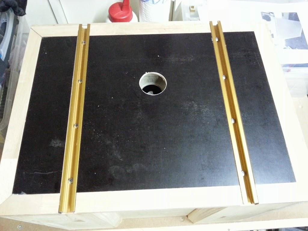 patricks holzprojekte mftb f r die oberfr se teil 3 schienen. Black Bedroom Furniture Sets. Home Design Ideas