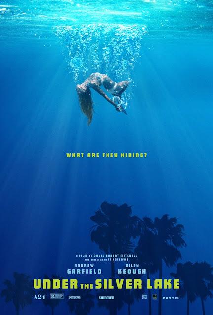 UNDER THE SILVER LAKE (2018) ταινιες online seires xrysoi greek subs