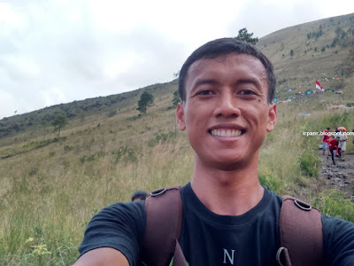 Pos 3 gunung Guntur