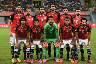منتخب مصر يتراجع في تصنيف الإتحاد الدولي مركزا واحدا