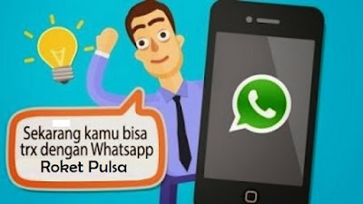 Update Center Whatsapp Roket Pulsa V .21