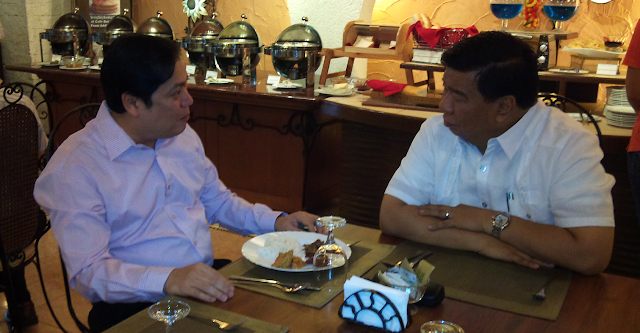 Pres Duterte tags 'Drilon's cousin' as narco politician