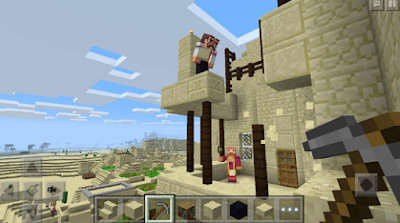 Download Minecraft Pocket Edition v1.1.0.5 Mod