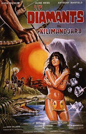 El Tesoro de la diosa blanca (1983)