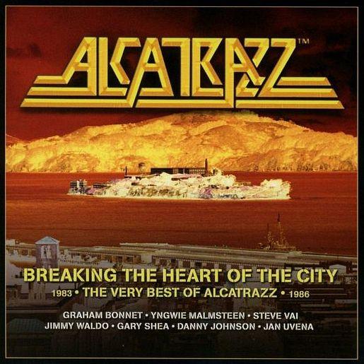 ALCATRAZZ - Breaking The Heart Of The City; The Best Of Alcatrazz 1983-1986 Box Set (2017) full