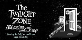 The Twilight Zone by Monster Mini Golf course will open at Bally's Las Vegas in late 2017