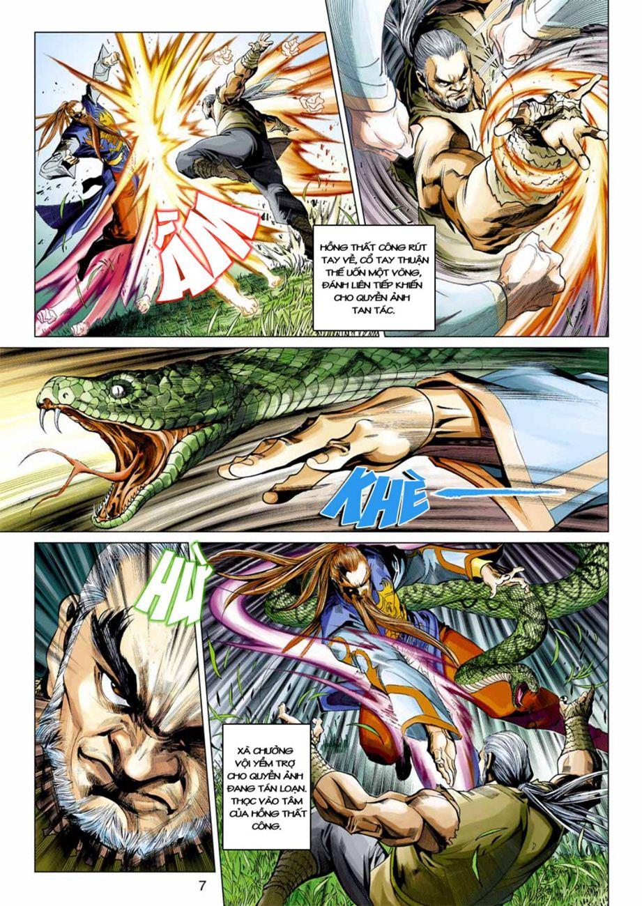 Anh Hùng Xạ Điêu anh hùng xạ đêu chap 45 trang 7