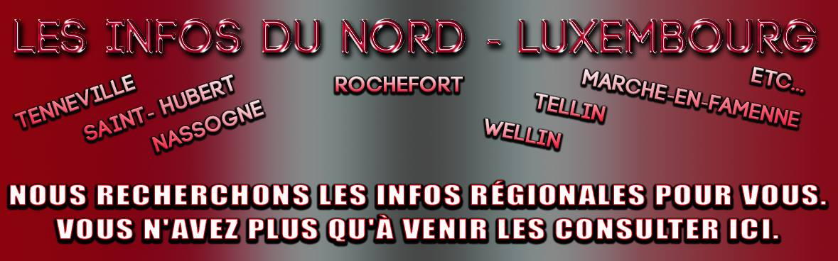 Les infos du Nord-Luxembourg