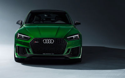 Audi RS 5 Sportback Face - Fond d'Écran en Full HD 1080p