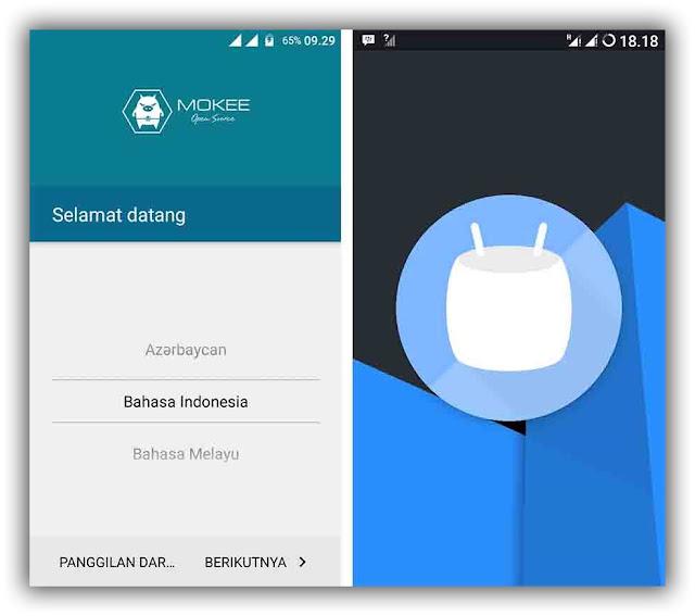 Cara Instal Android Marshmallow Xiaomi Redmi 1S