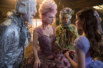 The Nutcracker and the Four Realms 2018 movie still Mackenzie Foy Keira Knightley Eugenio Derbez Richard E. Grant