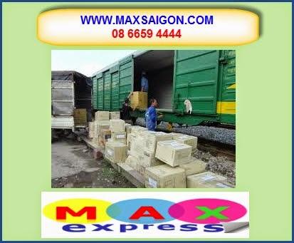Dịch vụ vận chuyển hàng hóa bằng tàu khách thống nhất Max Sài Gòn