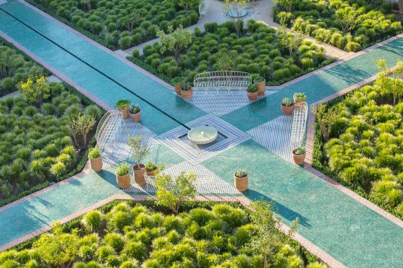 Jardín Islámico