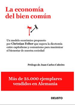 La economía del bien común / Juan Carlos Cubiero, prol.