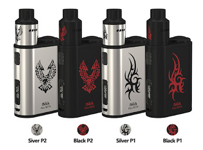 Eleaf iStick Pico RDTA――E-cigarette with Cool Design