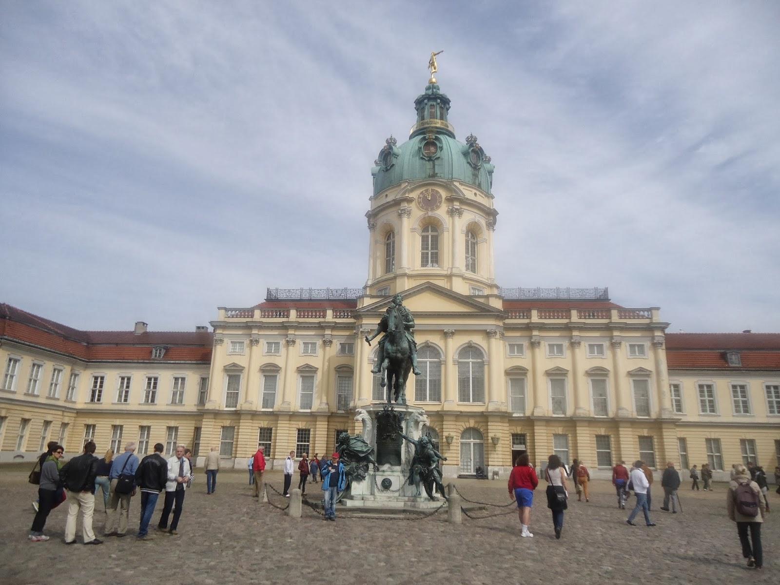 Charlottenburg Castle Berlin
