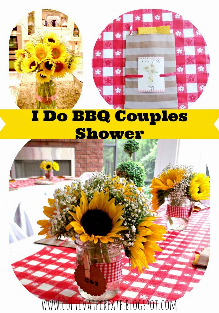 I Do Not Like: Cultivate Create: I Do BBQ Couples Shower