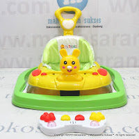 Tajimaku BW601 Rabbit Baby Walker