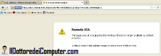 Remote xul manager firefox