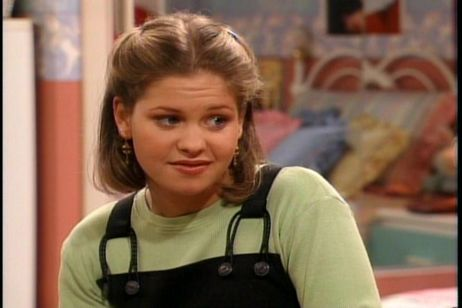 Stephanie from full house naked casually