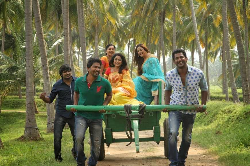 Aambala Tamil Movie Mp3 Song Download