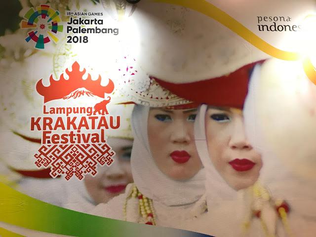 Lampung Krakatau Festival 2018