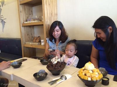 Ayisharu - Sulbing Dessert Cafe