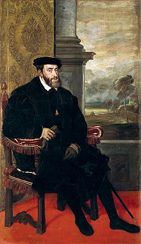 Ο Ανιψιός της Αικατερίνης, Αυτοκράτορας Κάρολος