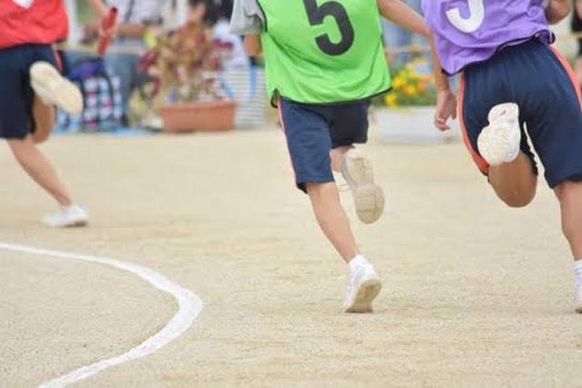 子供の運動会で走って肉離れしたら老化のはじまり