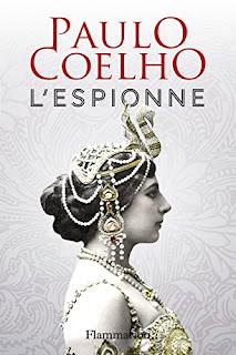 l'espionne - Paulo Coelho.