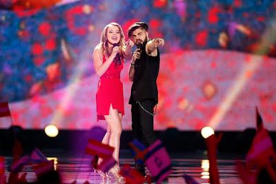 Ilinca, Alex Florea, Románia, Eurovíziós Dalfesztivál 2017, Yodle It!, 62. Eurovíziós Dalfesztivál, Celebrate Diversity