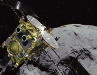 On February 22, Japan's Hayabusa-2 Probe to Land on Asteroid