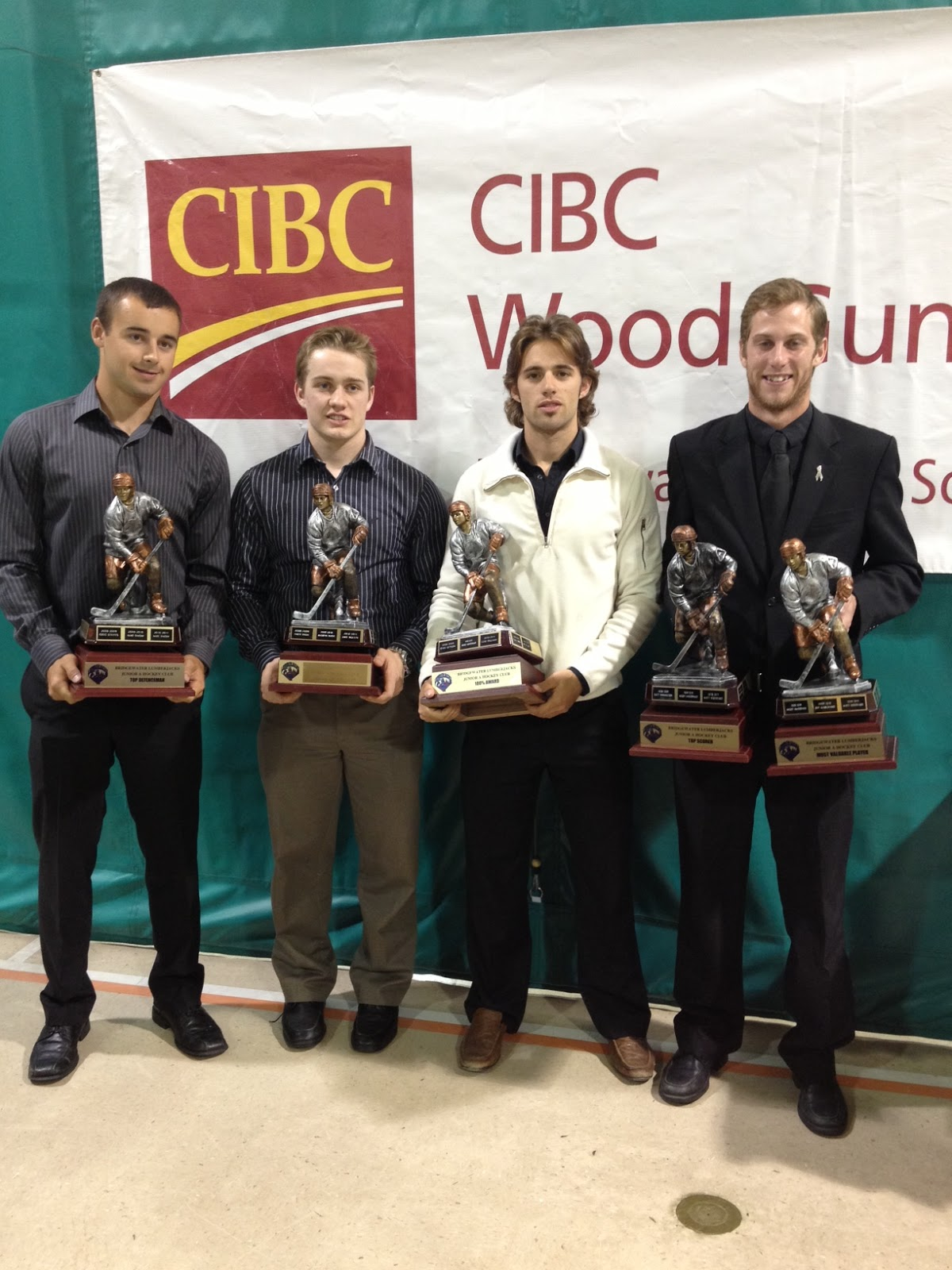 Crawley Named Lumberjacks Top Scorer And MVP | CKBW