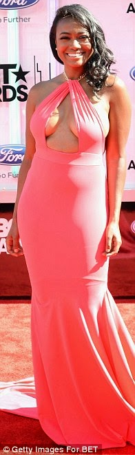 article 2674348 1F40EA9600000578 570 196x661 Red Carpet photos from 2014 BET Awards + Full List of Winners