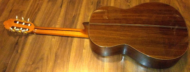 Guitarra española Prudencio Sáez 130