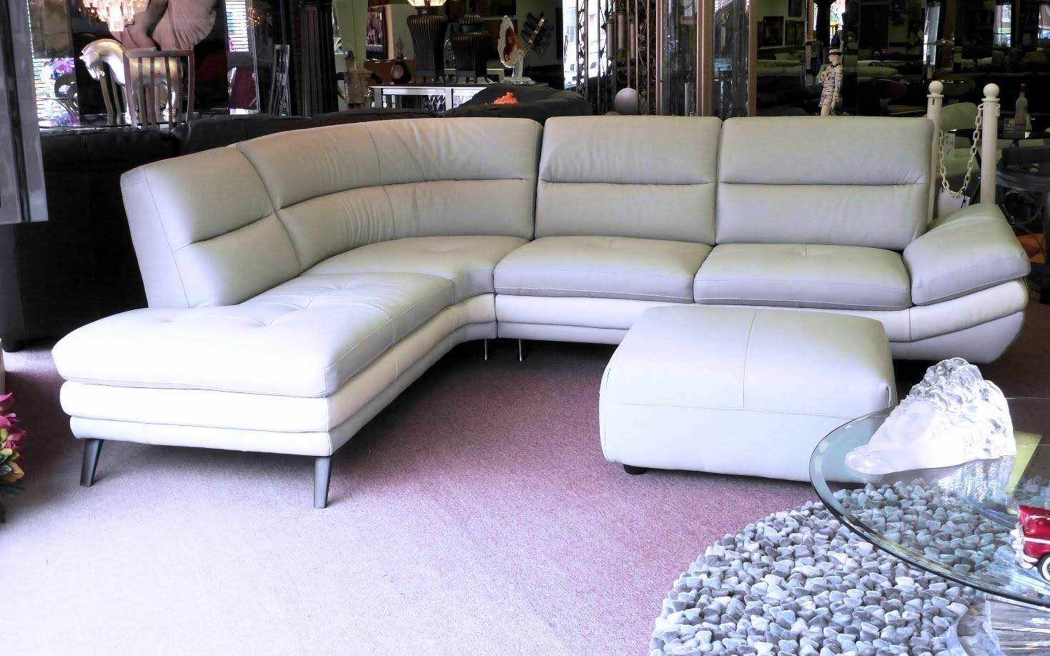 Sofa Mart Labor Day Sale Kivik Bed With Chaise Natuzzi Leather Sofas And Sectionals By Interior Concepts