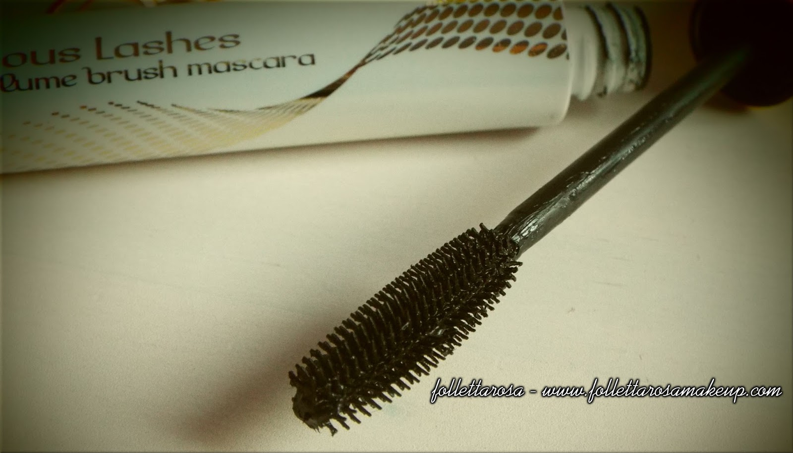 luxurious lashes volume kiko scovolino