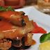 Resep Ikan Vegan Lapis Nori Nuansa Restoran