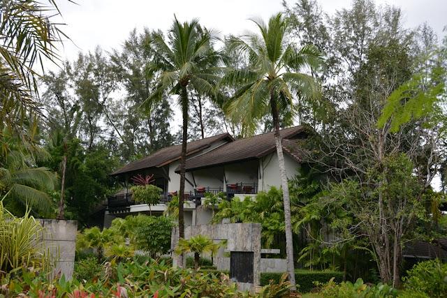 Indigo Pearl Phuket garden