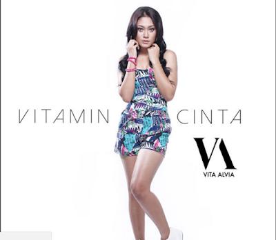 Lagu Vita Alvia - Vitamin Cinta Mp3 Terbaru